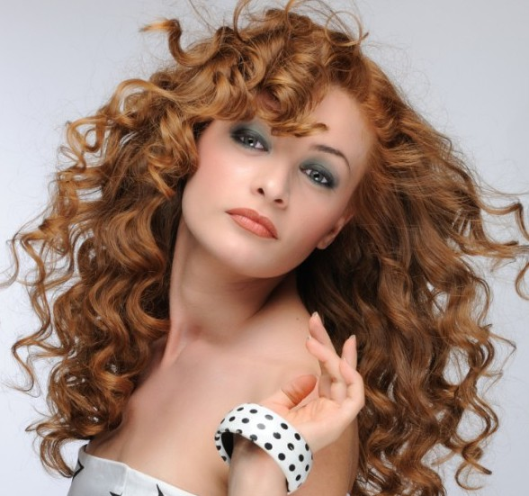 Hairstyles For Long Natural Curly Hair With Bangs Prom Hairstyles For Curly Hair 2 Pamper My