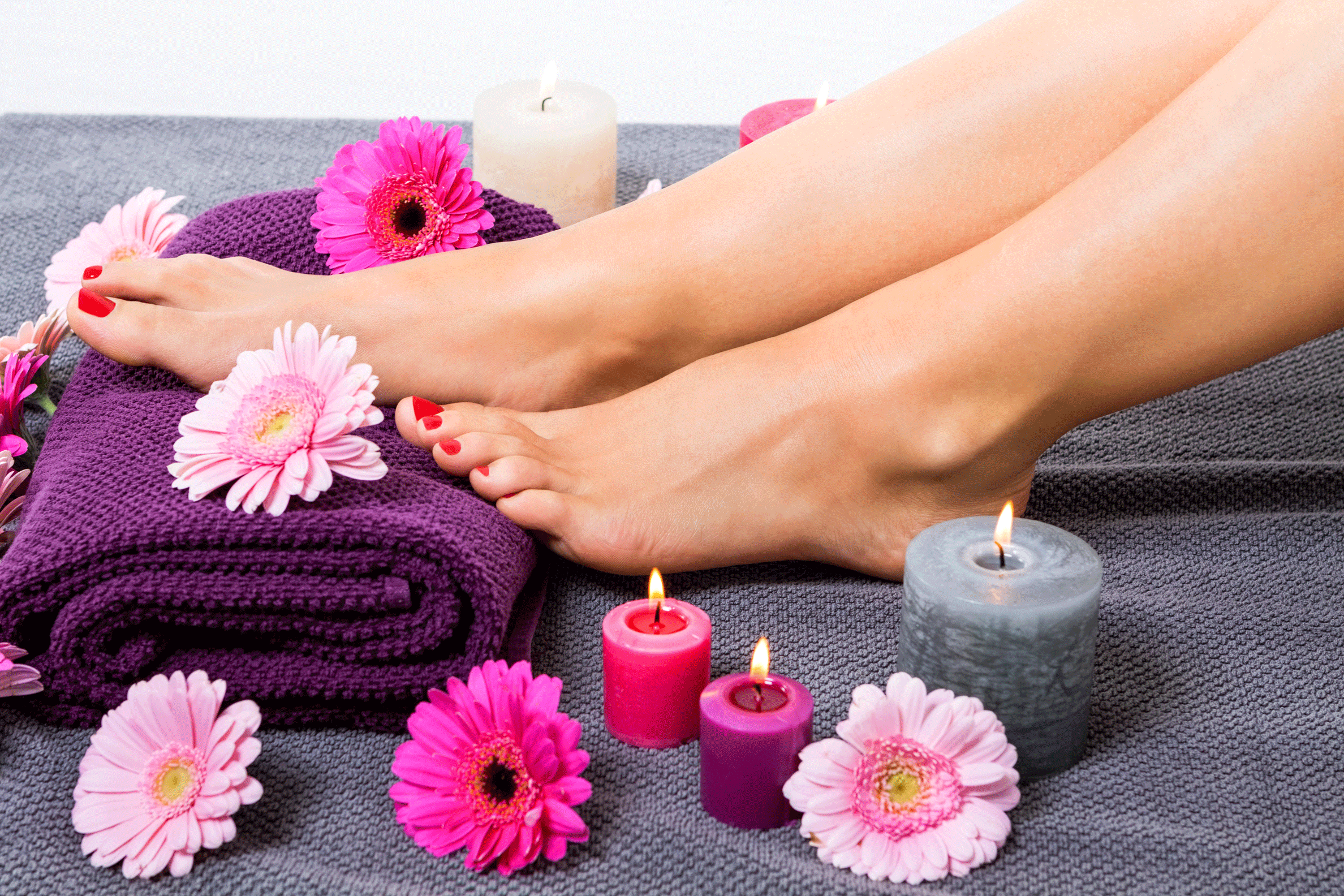 7 Steps To Create A Diy Pedicure At Home Pamper My
