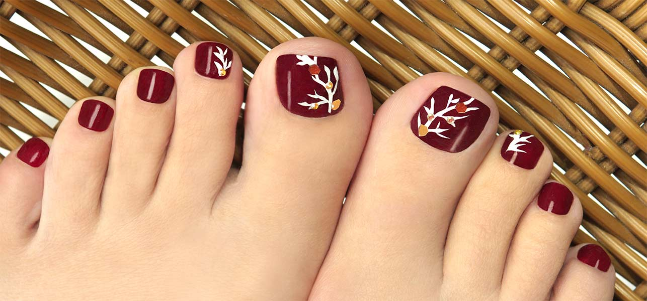 Nail Art Designs for Your Toes | Pamper.My