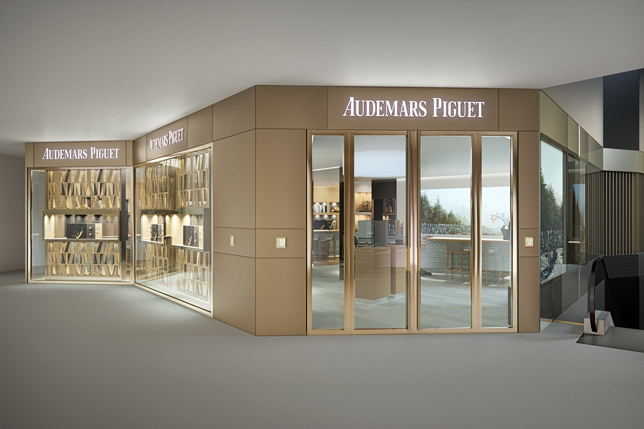Newly Renovated Audemars Piguet Boutique At Starhill Gallery To Re