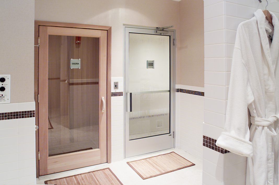 Beginner tips on how to use the sauna steam room pamper my