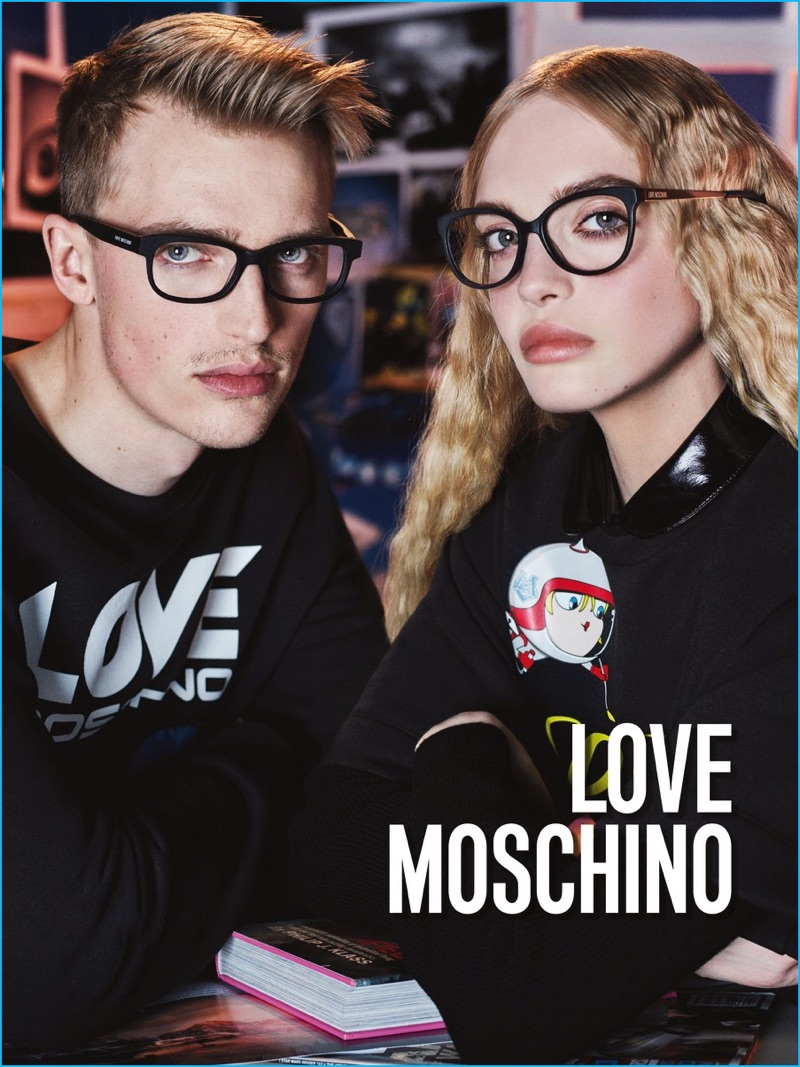 46a081dfeaae Safilo Announces New Licensing Agreement For Moschino & Love Moschino  Eyewear