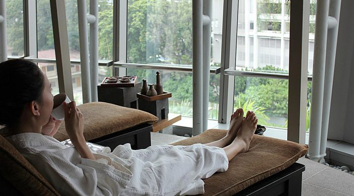 Tried & Tested: JOY Christmas Treatment At Energy Spa & Wellness - Pamper.My