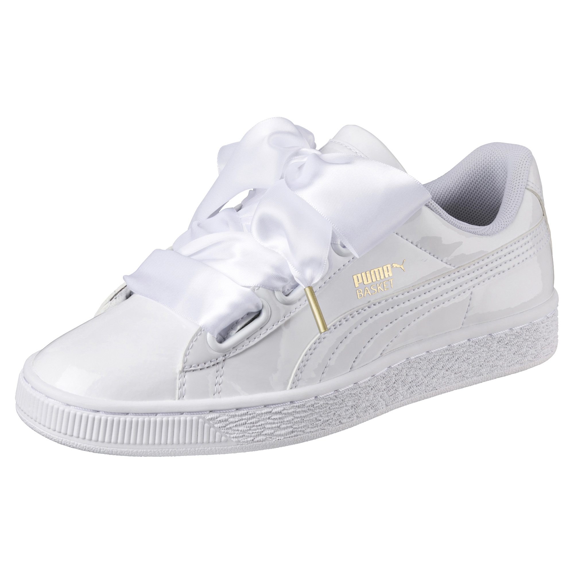 dddcbcb9250 PUMA Launches All-New And Glossy Basket Heart Sneakers | Pamper.My