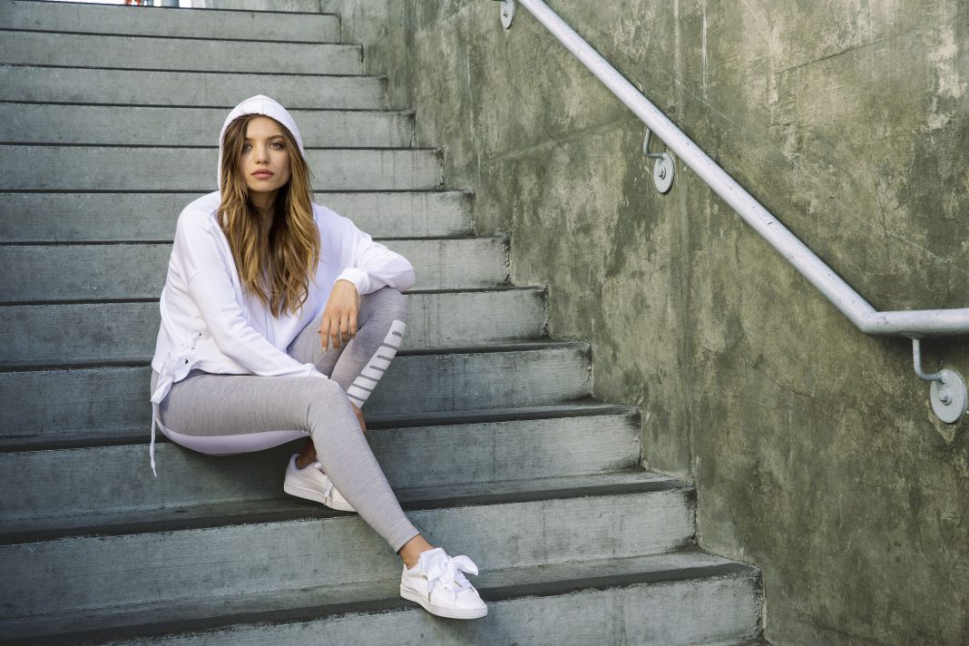PUMA Launches All New And Glossy Basket Heart Sneakers