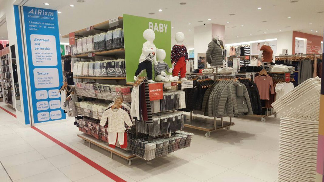 Uniqlo Malaysia To Launch New Store At Ipoh Parade Mall Pamper My