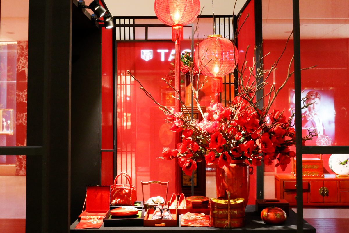 Chinese New Year Celebrations at The Gardens Mall | Pamper.My