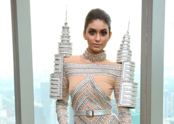 Miss Universe Malaysia 2016s National Costume Is Inspired