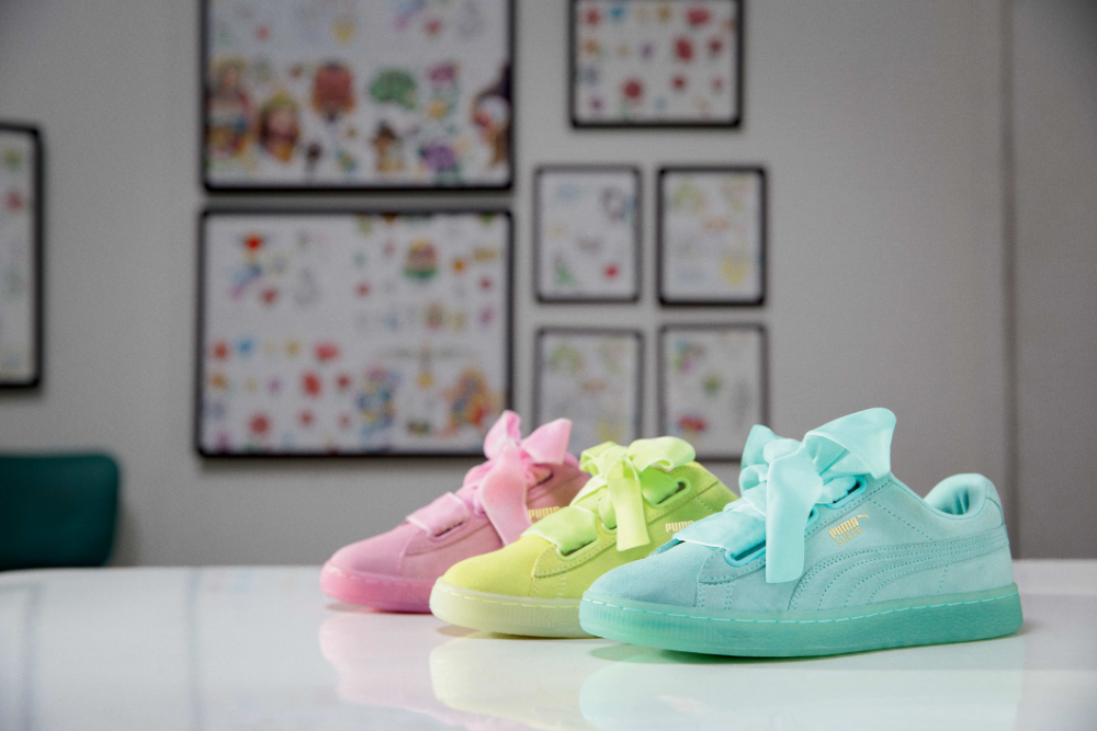 new products 28602 1466a PUMA Launches The Suede Heart In Pastel Colour