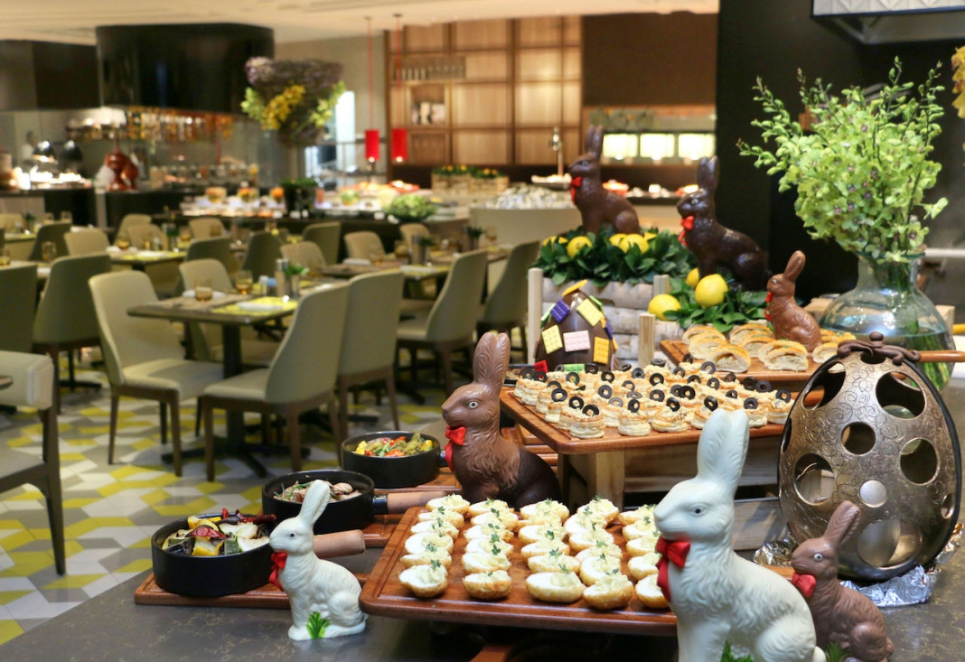 Easter Sunday Brunch Buffet at Lemon Garden, Shangri-La ...