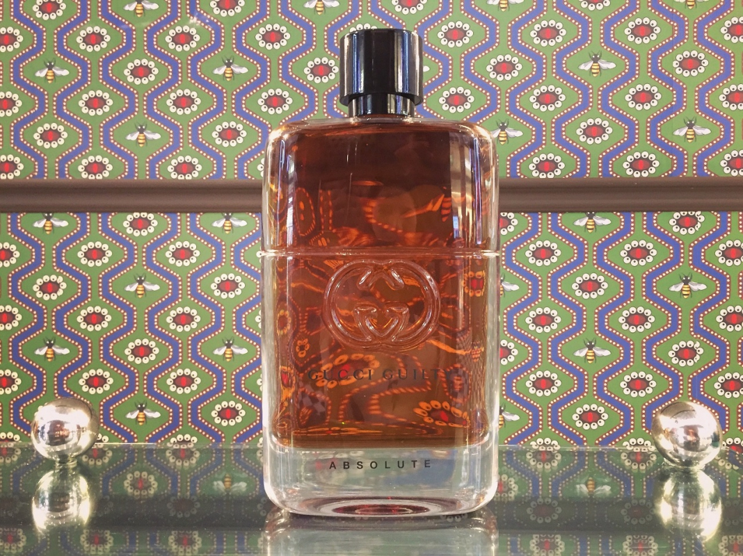 8db696755 GUCCI Guilty Pour Homme Absolute, For The Bold Liberated Men Of  Today-Pamper.