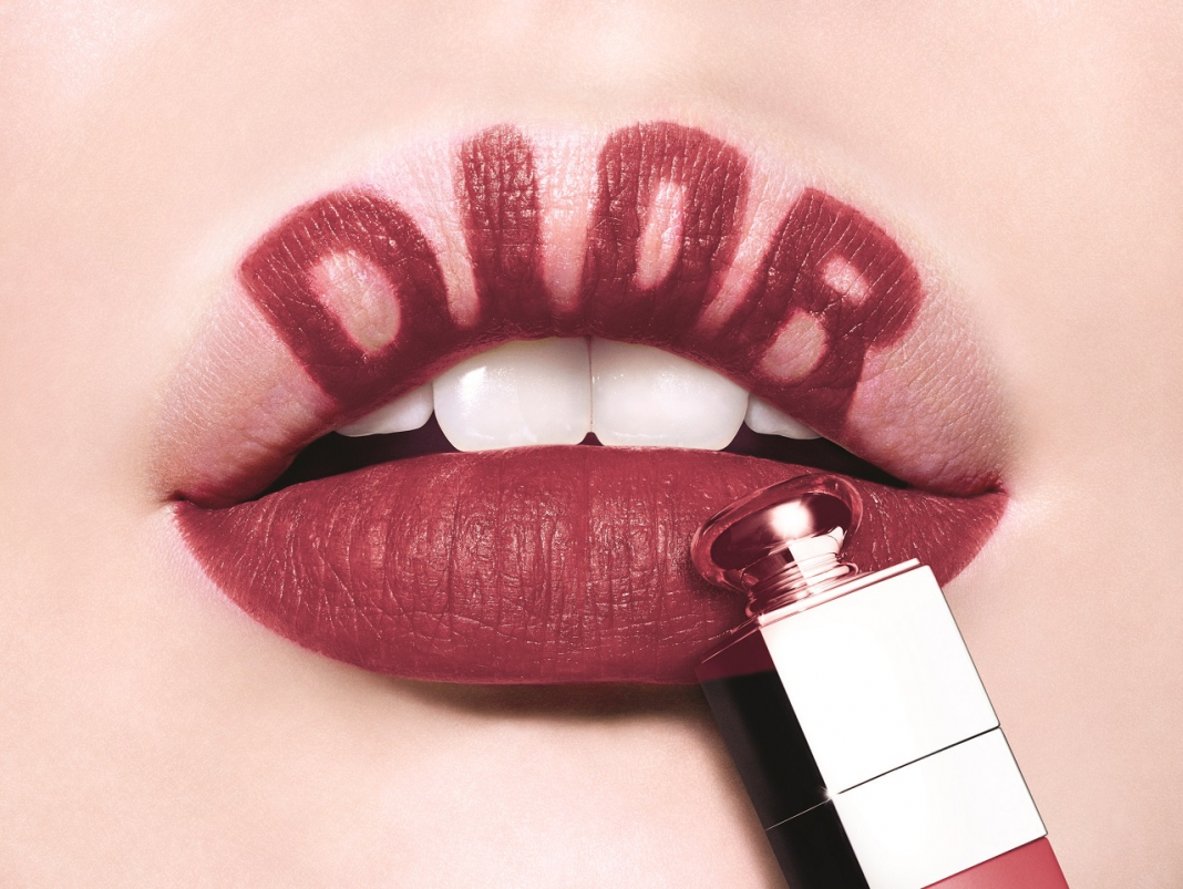 Dior Tattoo Your Lips With The New Dior Addict Lip Tattoo