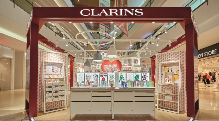 7 Things To Do At Clarins' First Retail Kiosk In The World In IOI City Mall, Putrajaya-Pamper.my