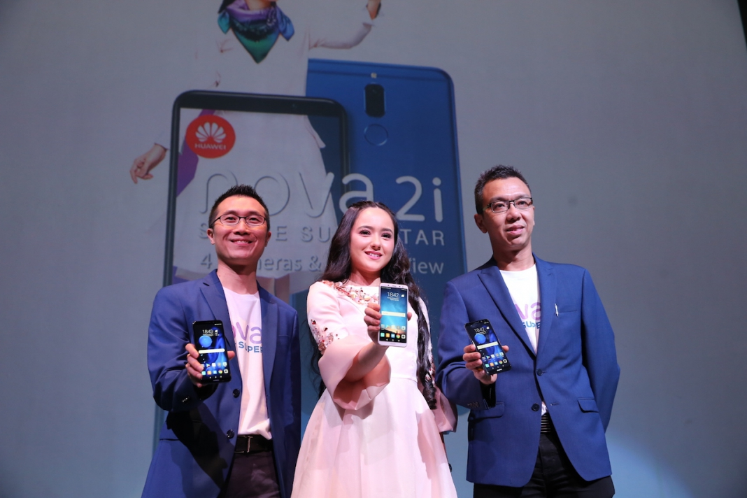 HUAWEI nova 2i to Debut in Malaysia on Oct 13 for RM1,299