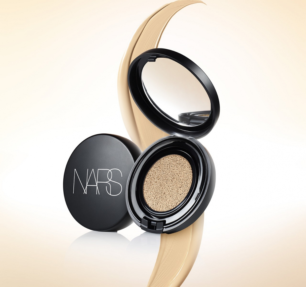 Nars Aqua Glow Cushion Foundation Your On The Go Shield From