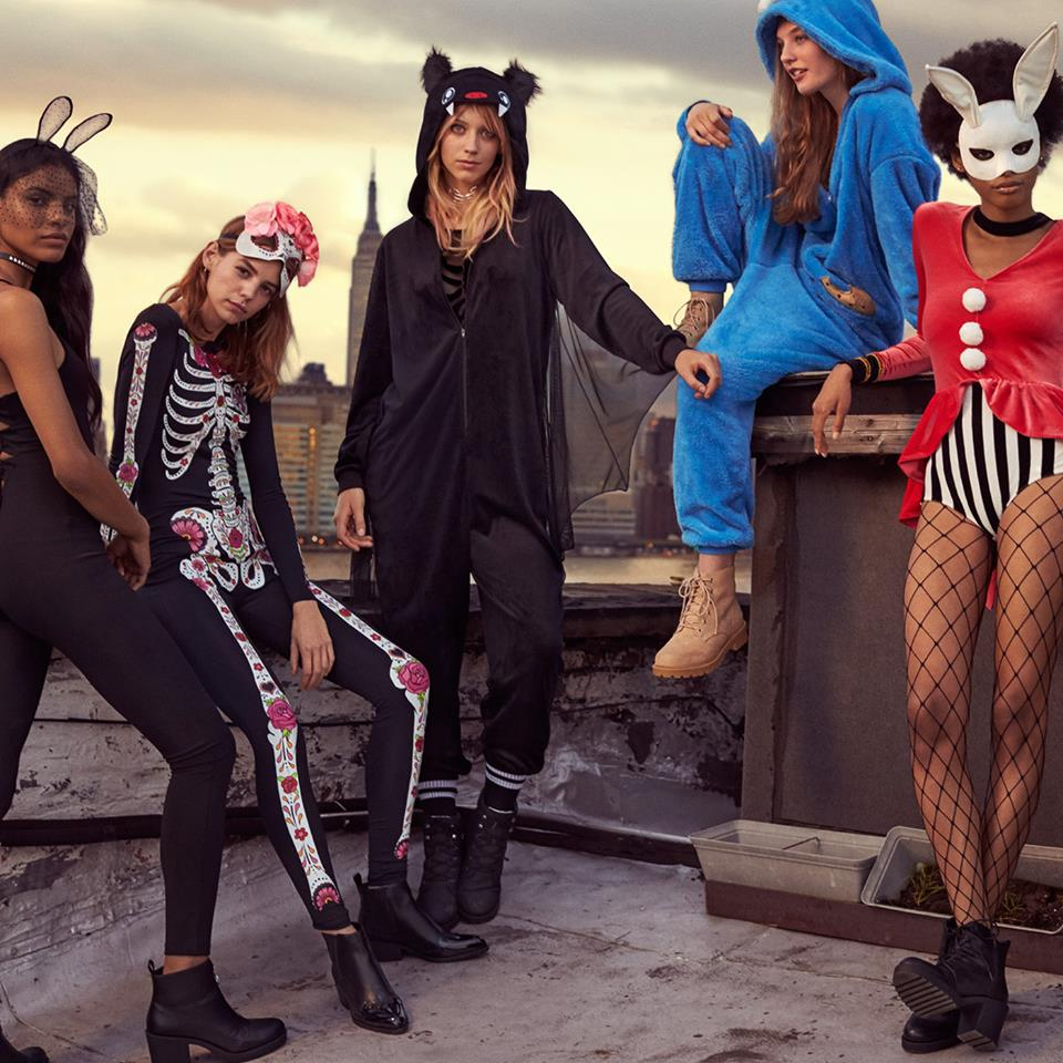 Hm Halloween.Get Halloween Ready With H M Pamper My