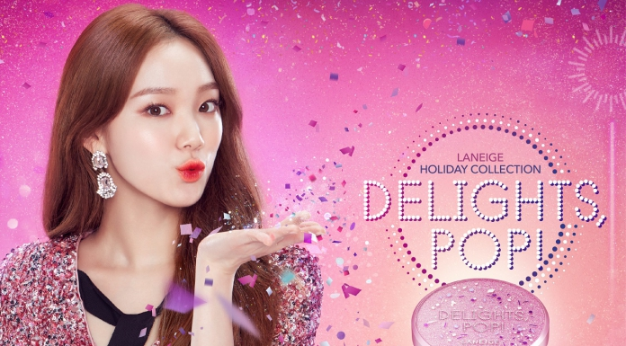 Go Pop! Just Like Laneige's Delights, Pop! Holiday Collection-Pamper.my