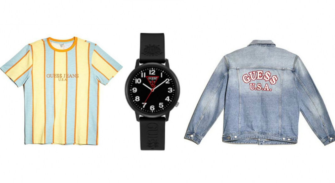 770eb5c20d Here's What You Need To Know About A$AP Rocky x GUESS U.S.A New Capsule  Collection