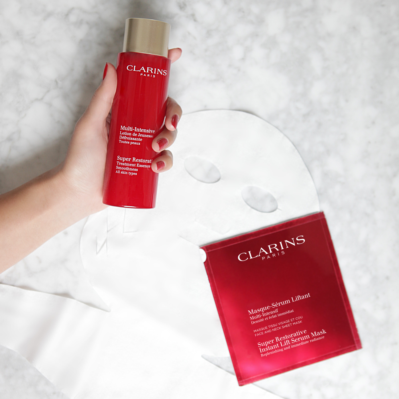 Super Restorative Treatment Essence by Clarins #7