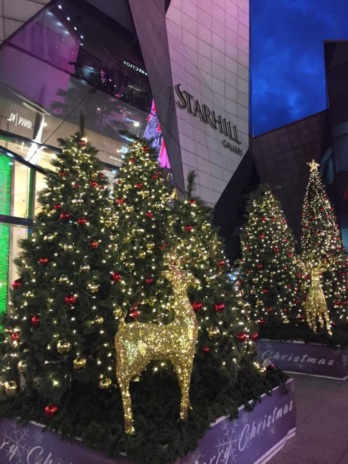 Share the Spirit of Christmas at Lot 10
