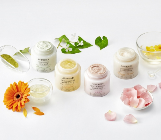 6 Steps To Home DIY Facial Spa With Mamonde's New Flower Facial Mask Line-Pamper.my