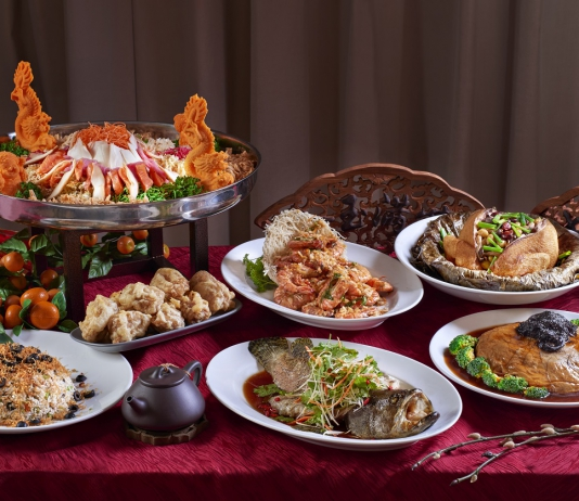 Four Points by Sheraton Puchong Six-Treasure Traditions CNY 2018-Pamper.my