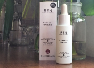 """Ren Skincare's """"Perfect Canvas"""", A Silicon Free Skin Priming Serum That Treats & Preps Your Skin-Pamper.my"""