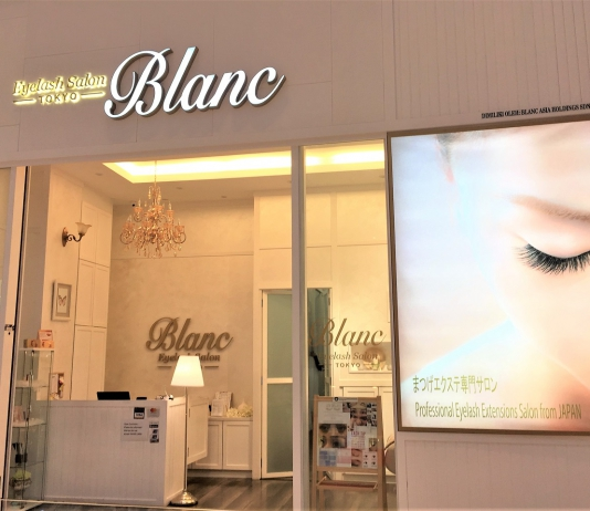 Tried & Tested: Unlimited Upper Eyelash Extension At Blanc Eyelash Salon Tokyo, Pavilion Kuala Lumpur-Pamper.my