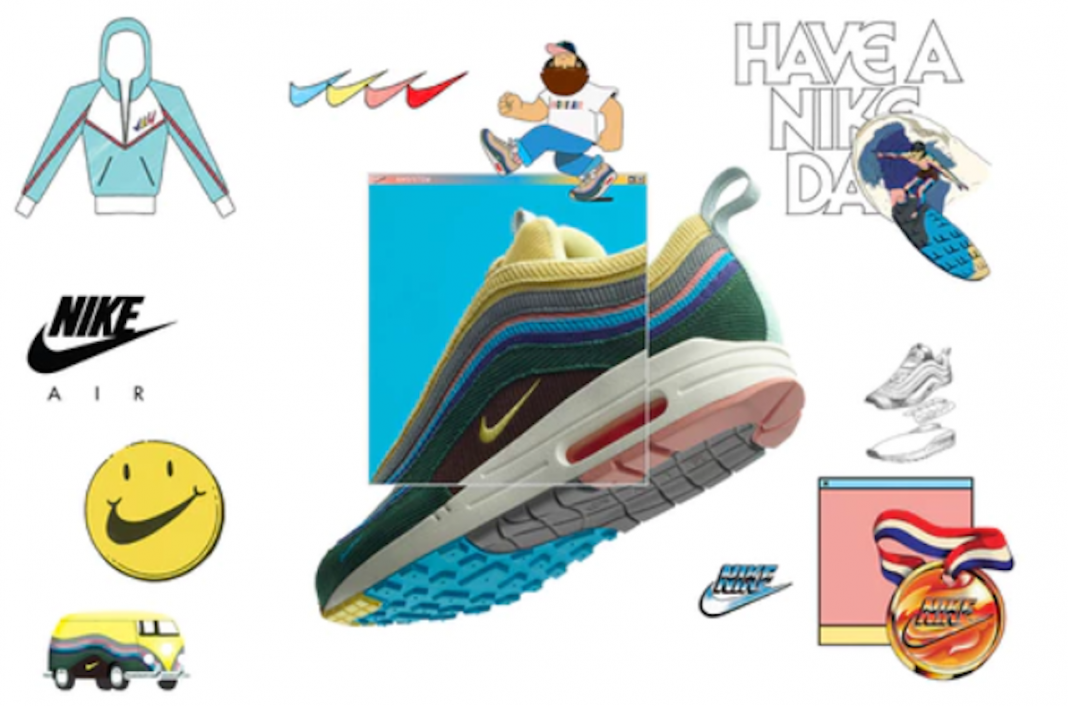 5a56b21423 Online Raffle for Nike Air Max 1/97 Sean Wotherspoon Starts Today ...