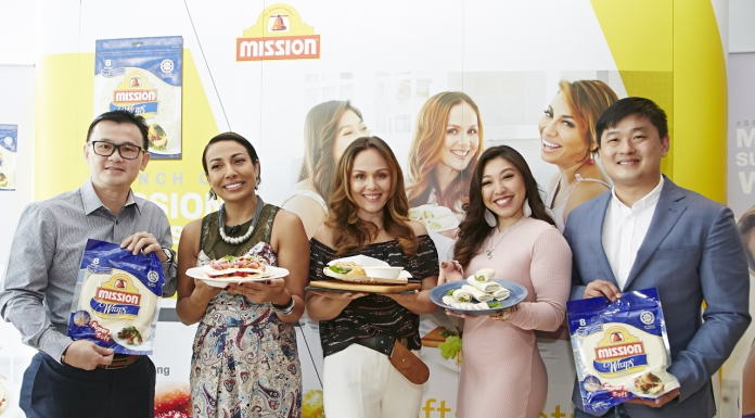#Scenes: Mission Foods Malaysia Launched The Mission Supersoft Wraps With The #softandstrong Campaign-Pamper.my
