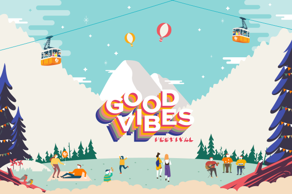 U Mobile Users, You Get To Buy Good Vibes Festival 2018 tickets At Phase 1 Pricing!-Pamper.my
