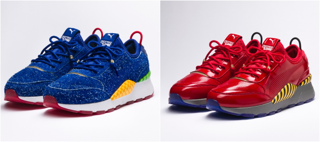 Calling Sonic The Hedgehog Fans The Puma X Sega Rs 0 Sonic Dr Eggman Sneakers Are Dropping This 5th June Pamper My