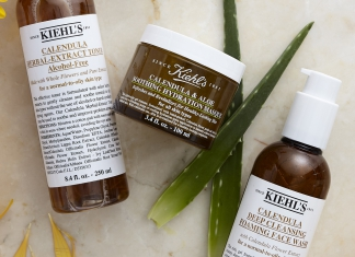 3 Reasons Why You Should Add The Kiehl's Calendula Collection To Beauty Routine-Pamper.my