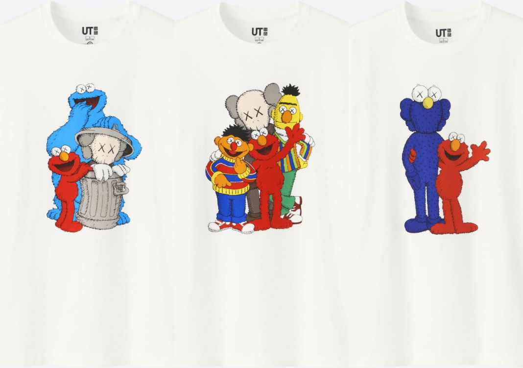 df160a62 Uniqlo's KAWS x SESAME STREET UT Collection First Look | Pamper.My