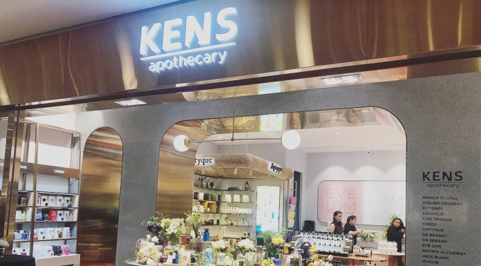 Ken's Apothecary Officially Launches Its Revamped Bangsar Village II Boutique, Now You Can Get Facials Done Here!-Pamper.my