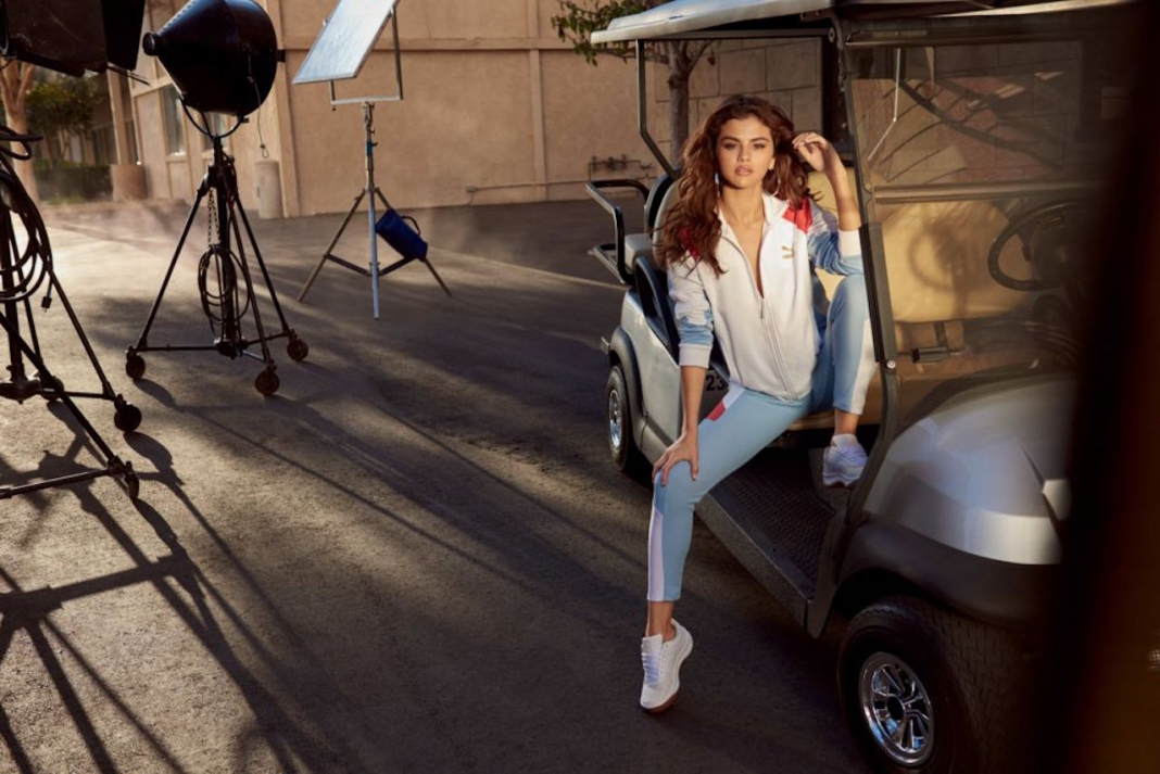 Puma Releases the California Exotic, Worn by Selena Gomez ...