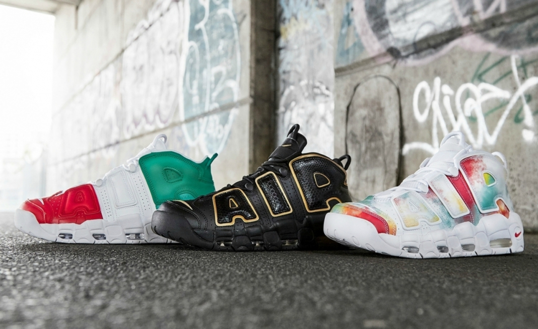e075b5cb98 Nike Air More Uptempo Ushers In New Colourways | Pamper.My
