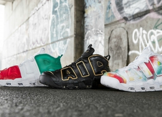 Nike Air More Uptempo 96 'France