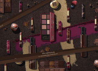 It's Makeup & Chocolate Collide With The shu uemura x La Maison du Chocolat Collection