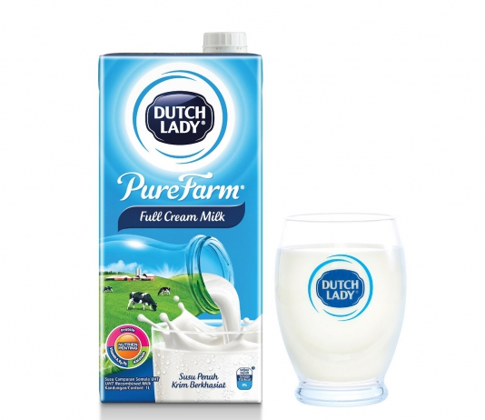 Use Your Love For Dutch Lady's PureFarm Milk & Take On The Dutch Lady Breakfast Challenge Happening From 8th October - 11th November 2018