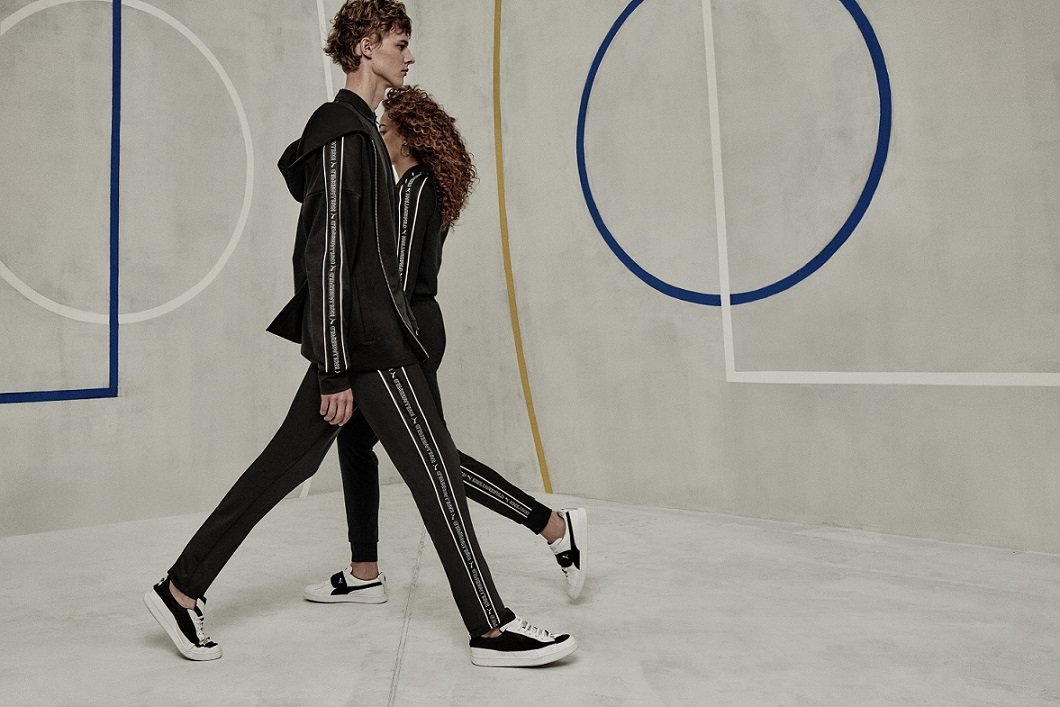new concept 20bcf f70e5 PUMA Unveils Collabs With Karl Lagerfeld and Emory Jones ...