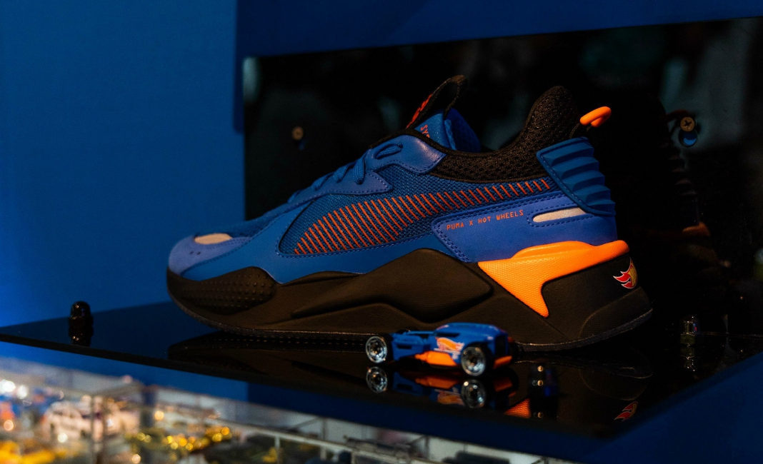 Hot Wheels Drops Collaboration With Puma For 50th Anniversary