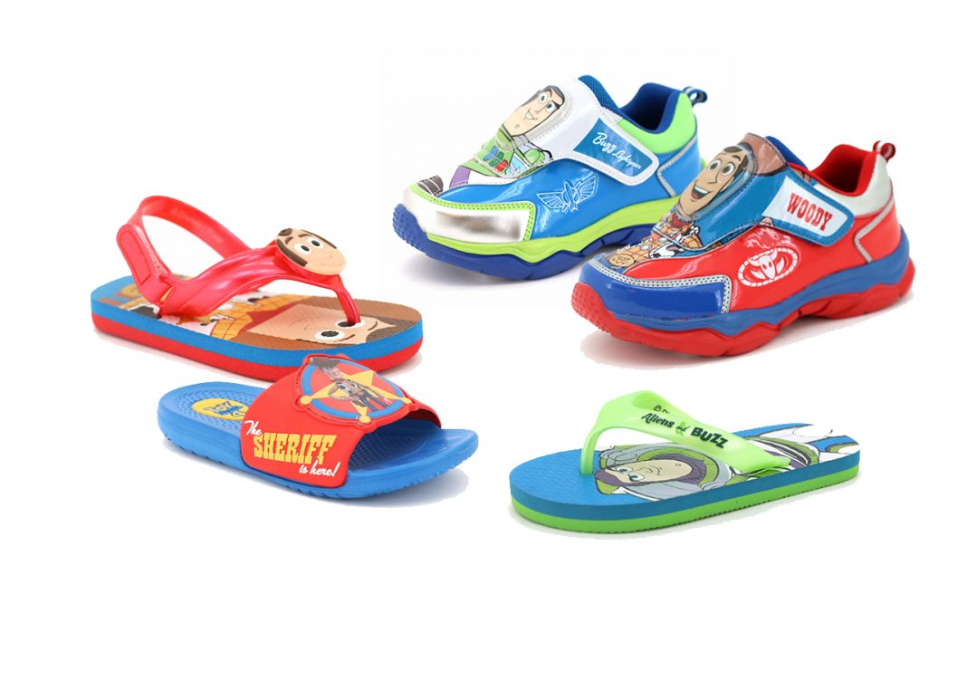 Bata Kids x Toy Story Collection in
