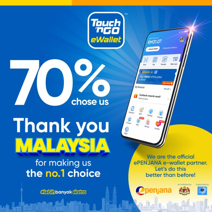 Claim Your Rm50 Epenjana Incentive With Touch N Go Ewallet Pamper My