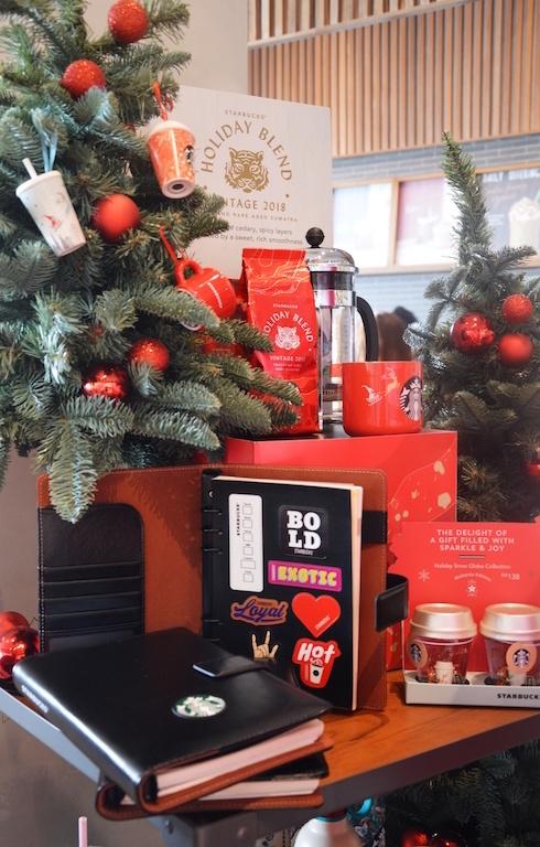 Starbucks Christmas Ornaments 2019 Starbucks 2019 Planner | Pamper.My